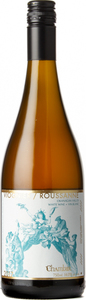 Laughing Stock Viognier/Rousanne Chambar 2017, Okanagan Valley Bottle