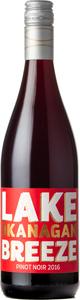 Lake Breeze Pinot Noir 2016, Okanagan Valley Bottle