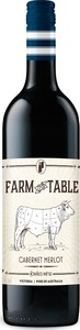 Farm To Table Cabernet Merlot 2016 Bottle