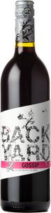 Backyard Vineyards Gossip 2016 Bottle