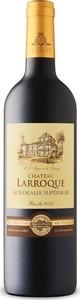 Château Larroque 2015, Ac Bordeaux Bottle