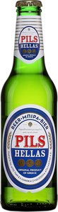 Hellenic Breweries Of Atalanti Pils Hellas (330ml) Bottle
