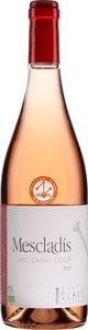 Domaine Clavel Mescladis Pic St Loup 2017 Bottle