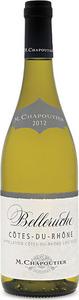 Chapoutier Belleruche White 2017, Cotes Du Rhone  Bottle
