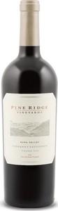 Pine Ridge Cabernet Sauvignon 2015, Napa Valley Bottle