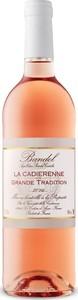 La Cadiérenne Cuvée Grande Tradition Bandol Rosé 2017, Ac Bottle