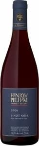 Henry Of Pelham Pinot Noir 2017, VQA Niagara Peninsula Bottle