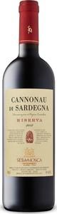 Sella & Mosca Riserva Cannonau Di Sardegna 2015, Doc Bottle