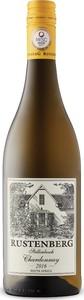 Rustenberg Chardonnay 2016 Bottle