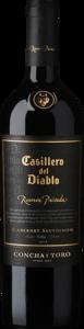 Casillero Del Diablo Reserva Privada 2016 Bottle