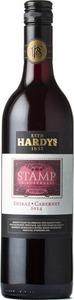 Hardys Stamp Of Australia Shiraz Cabernet 2017, South Eastern Australia Bottle