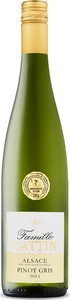 Famille Cattin Pinot Gris 2016, Alsace Bottle