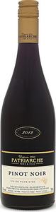 Patriarche Pinot Noir 2017, Vin De Pays D'oc Bottle