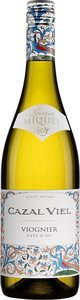 Château Cazal Viel Viognier 2017 Bottle