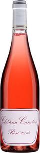 Château Cambon Rosé 2017 Bottle