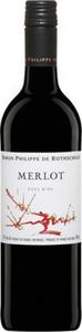 Philippe De Rothschild Merlot 2017, Pays D'oc Bottle