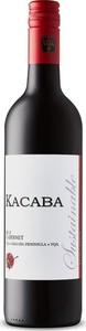 Kacaba Cabernet 2016 Bottle