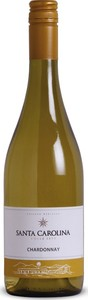 Santa Carolina Chardonnay 2018, Rapel Valley Bottle
