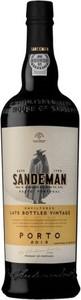 Sandeman Late Bottled Vintage Port 2013 Bottle