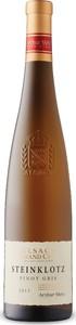 Arthur Metz Steinklotz Pinot Gris 2013, Ap Alsace Grand Cru Bottle