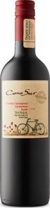 Cono Sur Organic Cabernet Sauvignon Carmenere Syrah 2016 Bottle