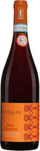 Le Fraghe Bardolino Classico Doc Brol Grande 2015 Bottle