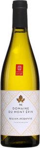 Domaine Du Mont Épin Mâcon Péronne 2015 Bottle