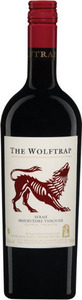 The Wolftrap Syrah Mourvedre Viognier 2017, Western Cape Bottle