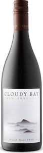Cloudy Bay Pinot Noir 2015, Marlborough, South Island Bottle