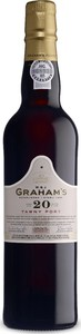 Graham's 20 Year Old Tawny Port, Douro Valley (500ml) Bottle