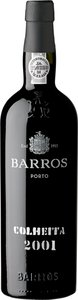 Barros Colheita Tawny Port 2001, Doc Bottle