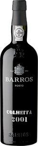 Barros Colheita Tawny Port 2001, Doc Bottle