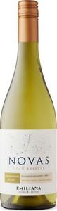 Novas Gran Reserva Sauvignon Blanc Organic 2017, San Antonio Valley Bottle