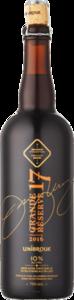 Unibroue Grande Réserve 17 2017 Bottle