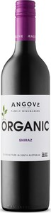 Angove Organic Shiraz 2017 Bottle