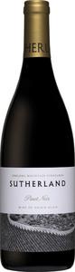 Thelema Mountain Vineyards Sutherland Pinot Noir 2015, Wo Elgin Bottle