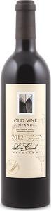 Dry Creek Vineyard Old Vine Zinfandel 2015, Dry Creek Valley, Sonoma County Bottle