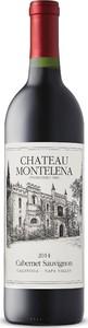 Chateau Montelena Cabernet Sauvignon 2014, Napa Valley Bottle