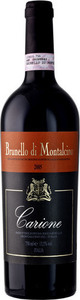 Carione Brunello Di Montalcino 2013 Bottle
