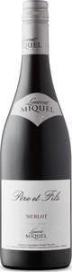 Laurent Miquel Merlot 2017, Pays D'oc Bottle
