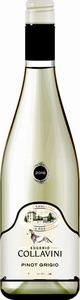 Collavini Pinot Grigio 2017, Doc Fruili Venezia Giulia Bottle
