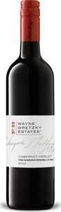 Wayne Gretzky Estates No. 99 Cabernet Merlot 2017, VQA Niagara Peninsula Bottle
