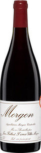 Jean Foillard Morgon 2017 Bottle
