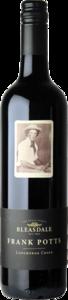Bleasdale Frank Potts 2015, Langhorne Creek Bottle