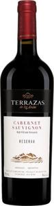 Terrazas De Los Andes Reserva Cabernet Sauvignon 2016, Mendoza Bottle