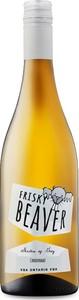 Frisky Beaver Shades Of Grey Chardonnay 2017, VQA Ontario Bottle