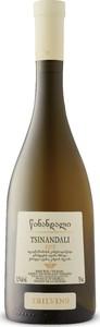 Tbilvino Tsinandali Dry White 2015, Kakheti Bottle
