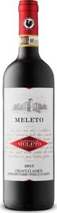 Castello Di Meleto Chianti Classico 2015, Docg Bottle