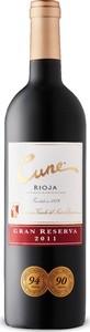 Cune Gran Reserva 2011, Doca Rioja Bottle