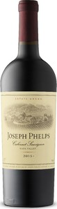 Joseph Phelps Napa Cabernet Sauvignon 2015 Bottle